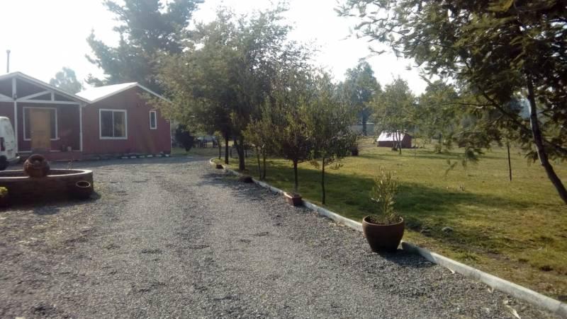 Se vende Casa en Parcela de Agrado km 12