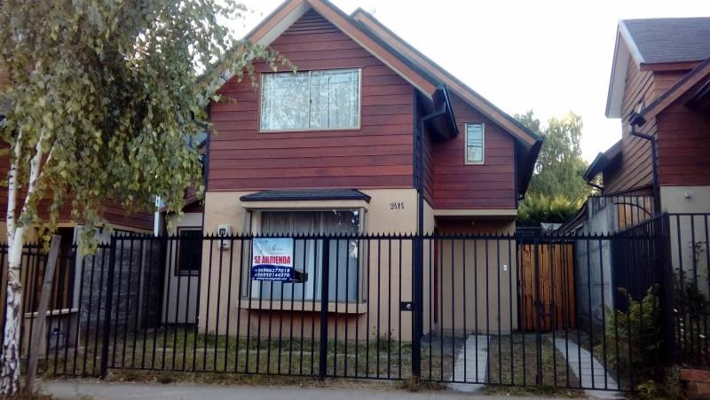 Casa sector Sor Vicenta, loteo el Encino, Los Angeles