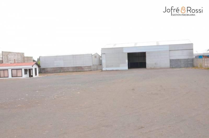 Jofre & Rossi vende Terreno industrial, Los Ángeles