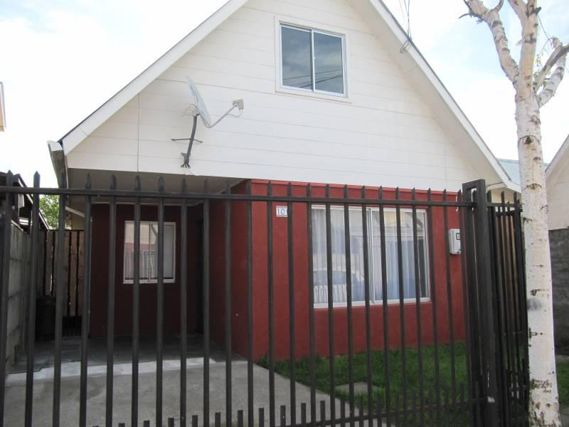 Casa, Sector Galilea, Los Angeles