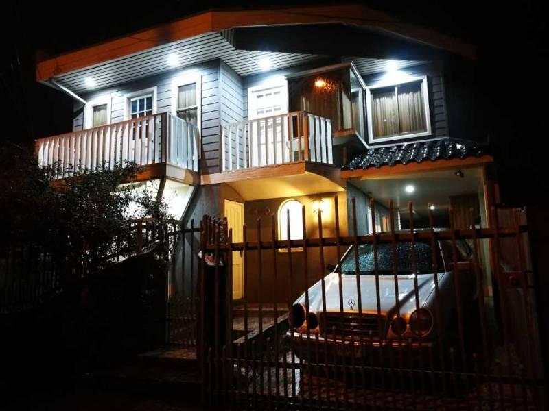 Casa con Piscina sector Galilea ampliada ,Los Ángeles