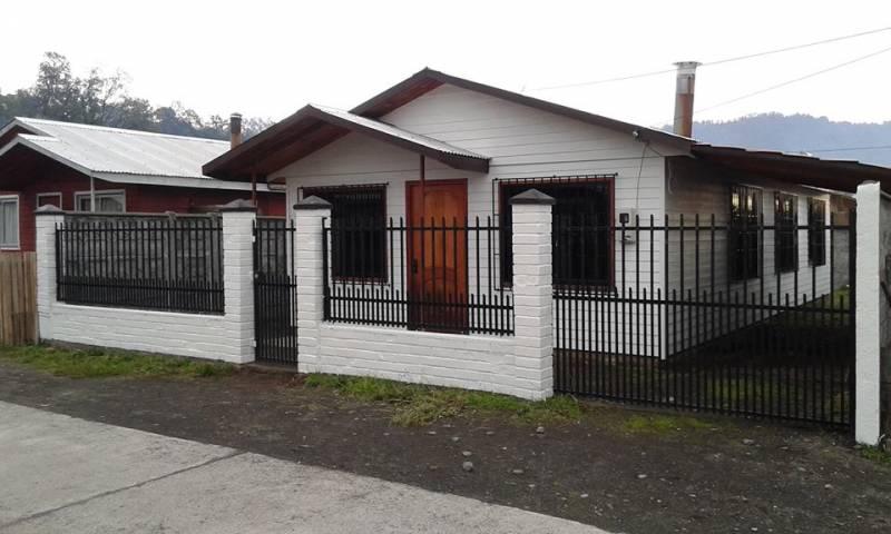 Se Vende Casa en Antuco Calle Los Lirios