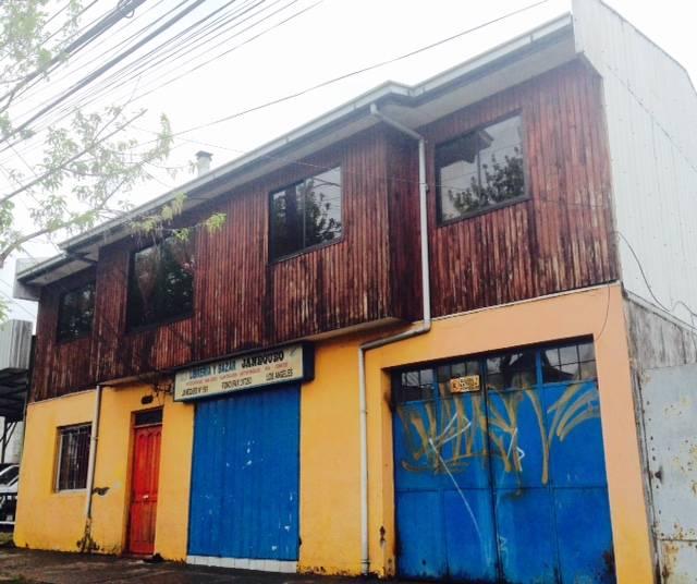 Calle Janequeo Los Ángeles , Jofre y Rossi
