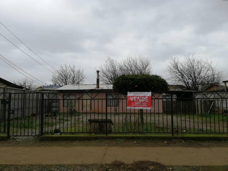 Se vende Sitio 623 mts2 Mulchén