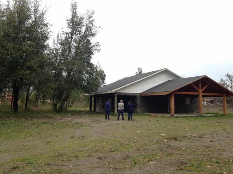 Casa Km 15, Cerro Colorado, Los Angeles - Jofre & Rossi