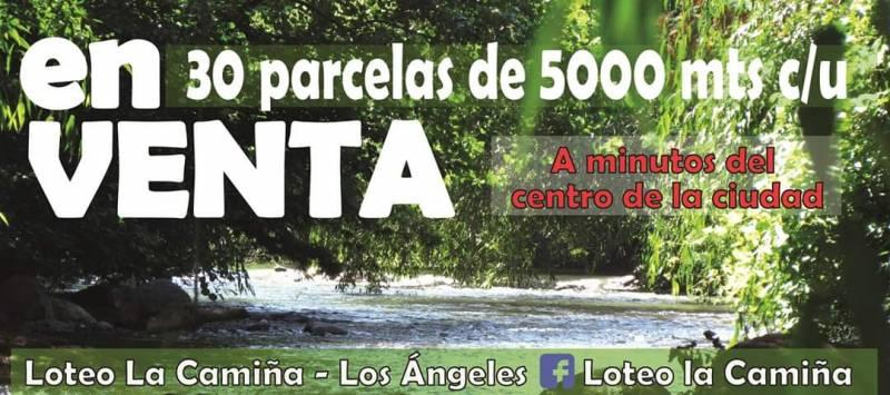 PARCELAS LOTEO CAMIÑA, LOS ANGELES