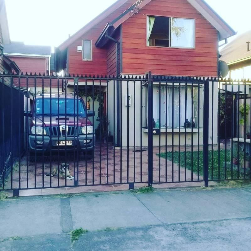 Casa Parque Sor Vicenta II, Los Ángeles