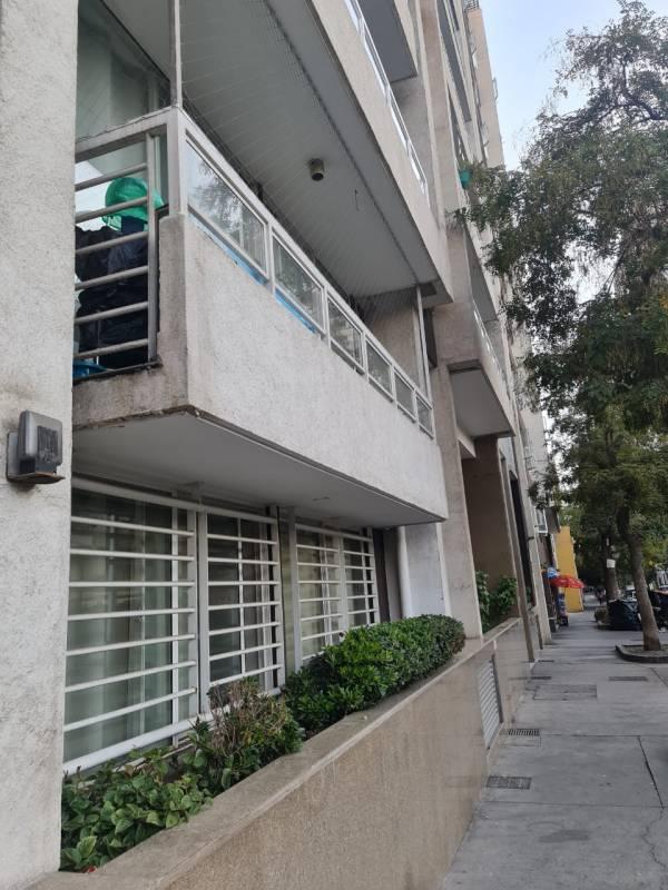 SE ARRIENDA DEPARTAMENTO EN SANTIAGO CENTRO