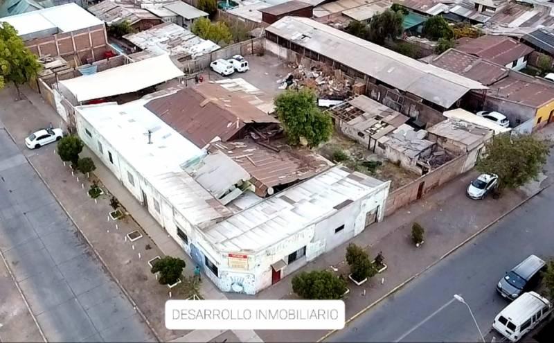 1.600 M2 DE TERRENO EN LA COMUNA DE QUINTA NORMAL