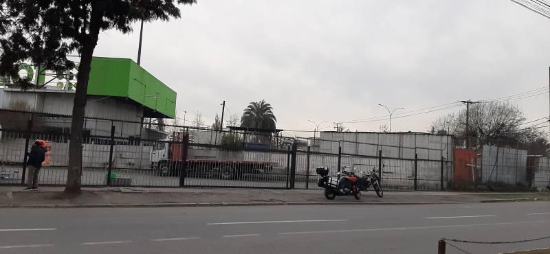 TERRENO, BUENA UBICACIÓN COMERCIAL EN PLENO CENTRO DE BUIN