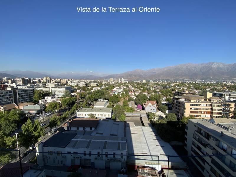 NUEVO. LOS LEONES BILBAO 2D/2B VISTA DESPEJADA. TERRAZA.
