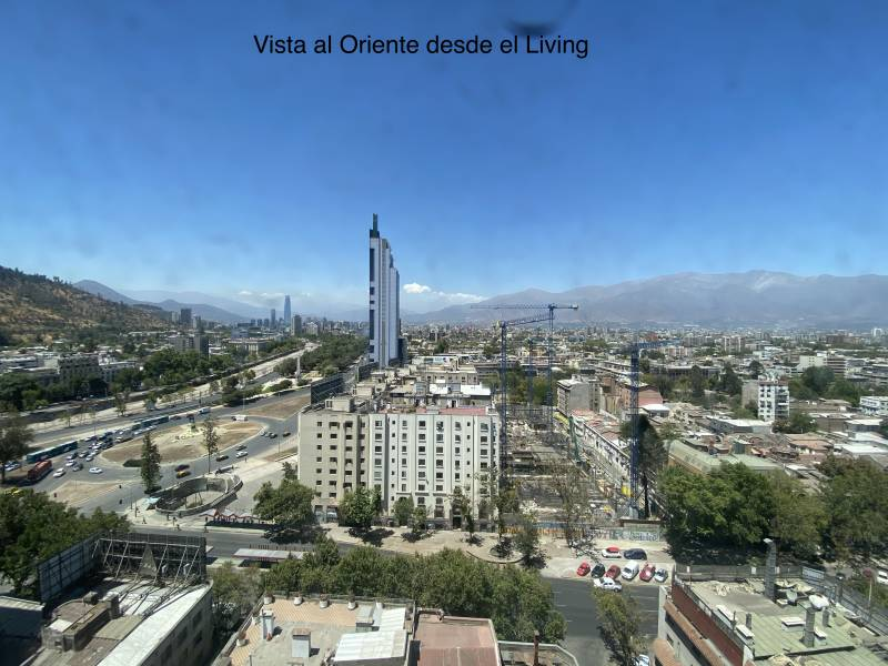 Estupenda Departamento Vista despejada. Plaza Italia. Metro