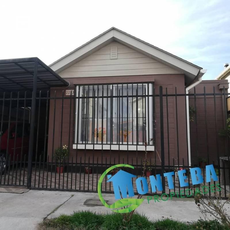 Venta casa de 1 piso en Cumbres de Buin