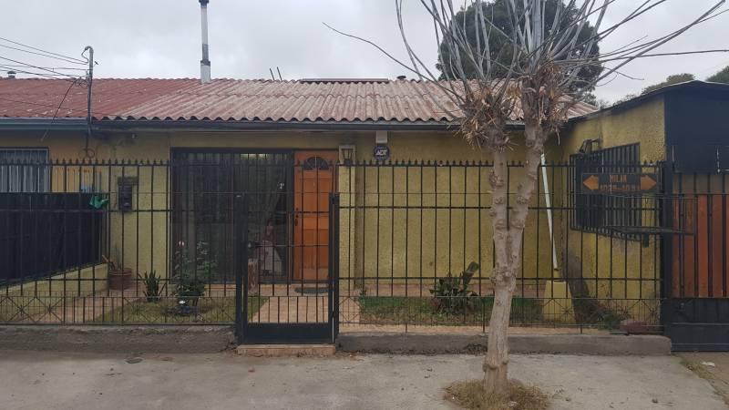 Casa a pasos del centro. Población Recreo 2. Rancagua.