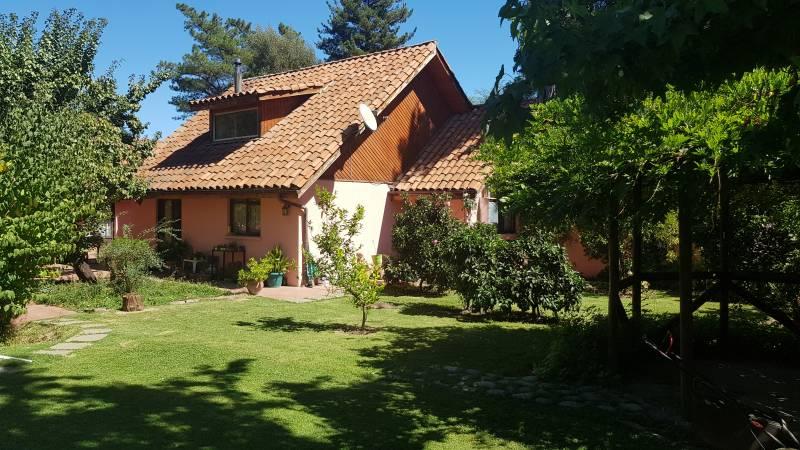 Hermosa casa en venta Parque Los LLanos de Machalí