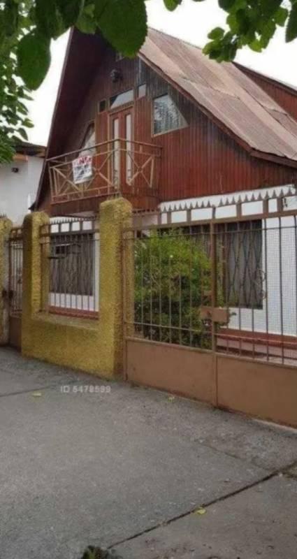 Vendo hermosa  casa de 5 dormitorio. , comuna el Bosque.