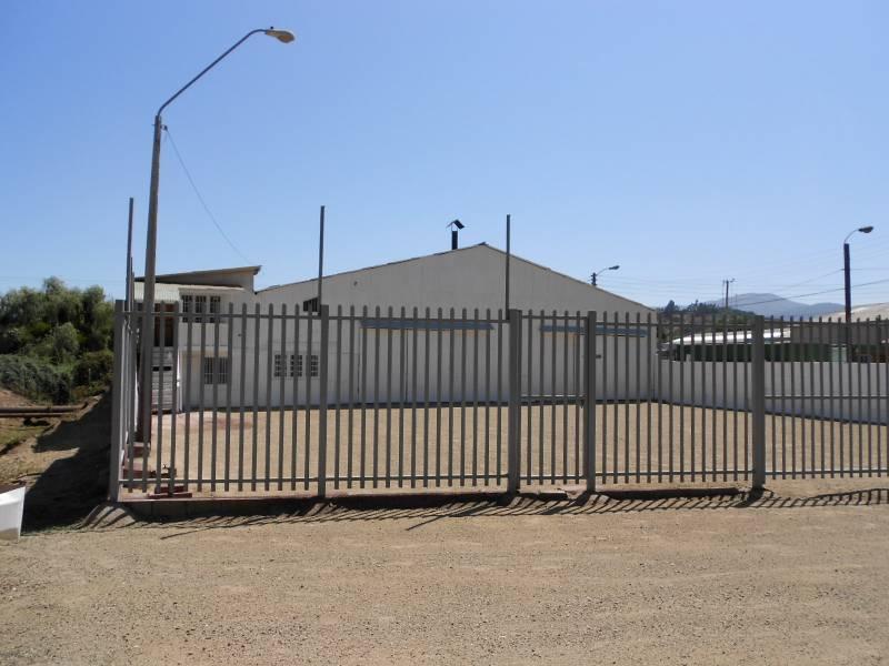 ARRIENDO BODEGA 400 M2 , CAMINO INTERNACIONAL. CON CON.