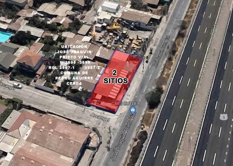 Vendo propiedad comercial 350 m2, autopista Central, PAC.