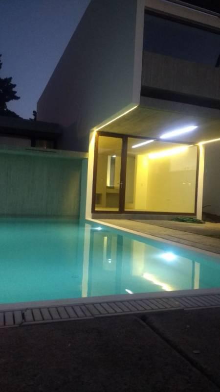 Concon,Bosques de Montemar  casa nueva diseño moderno 4d/4b