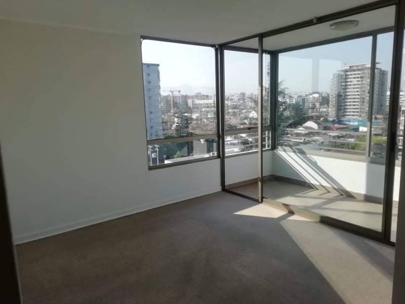 Sucre-Manuel Montt. Depto 3dorm|3baños|sala de estar|est+bod