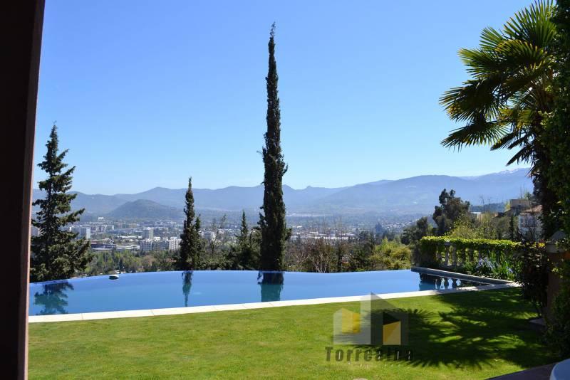 Quinchamali-Las Condes, Casa estilo Provenzal ,500-1080 mts