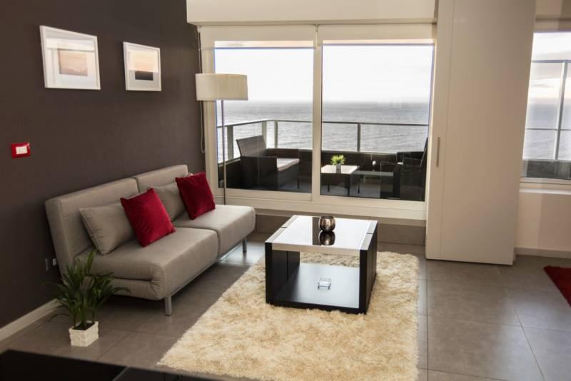Concon, Costa de Montemar, venta departamento con vista
