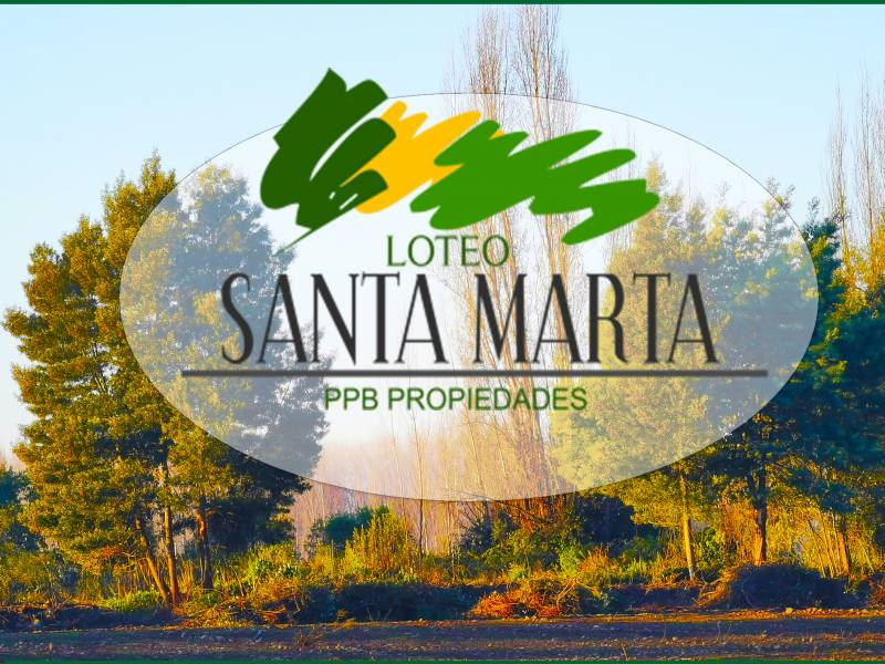 Loteo Santa Marta sector Pataguas