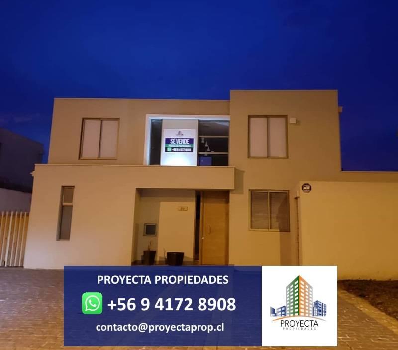 Casa Mediterránea 4 habitaciones- Santa Elena de Chicureo