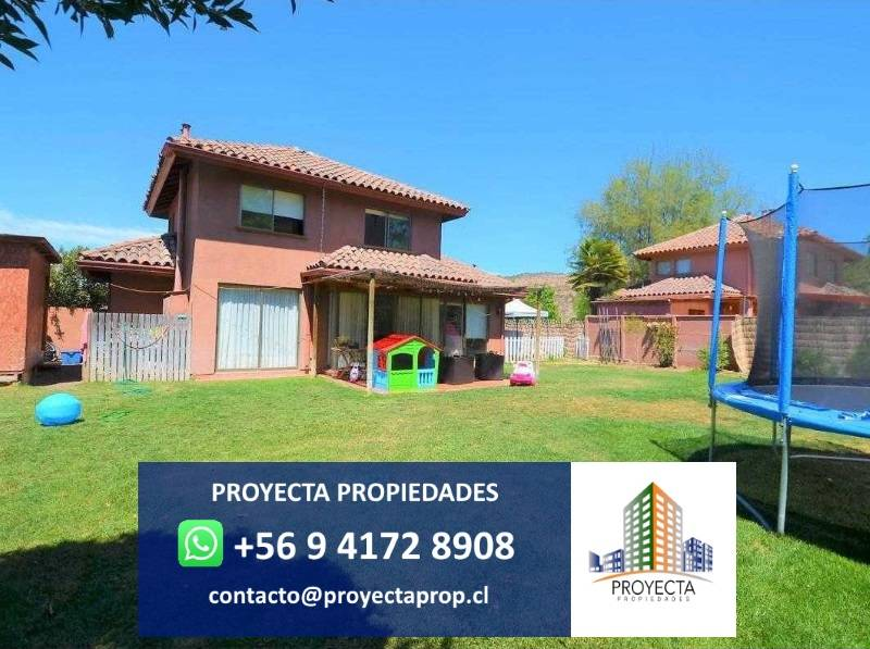 Casa chilena en venta (Disponible diciembre 2019)
