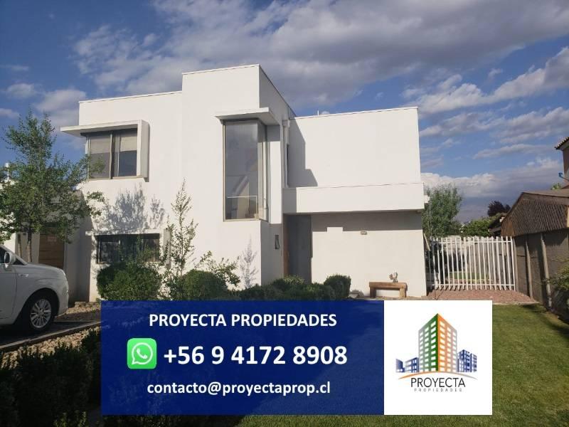 Casa Moderna en Venta - Santa Elena de Chicureo