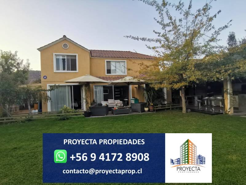 Hermosa casa Toscana - Santa Elena de Chicureo
