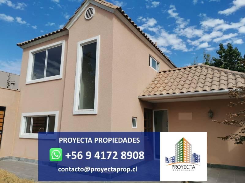 Impecable casa Provenzal- Santa Elena de Chicureo / Pumahue