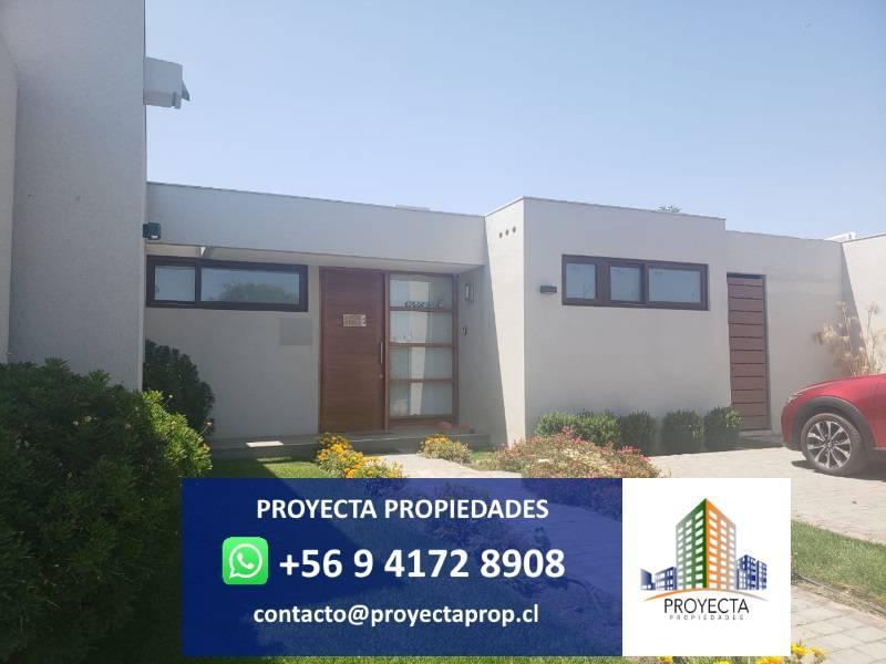 Condominio Quilay / Santa Elena de Chicureo