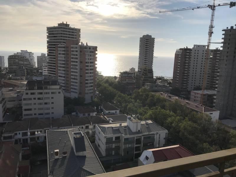 VENDO GRAN PENTHOUSE EN LOS PONIENTES VIÑA DEL MAR
