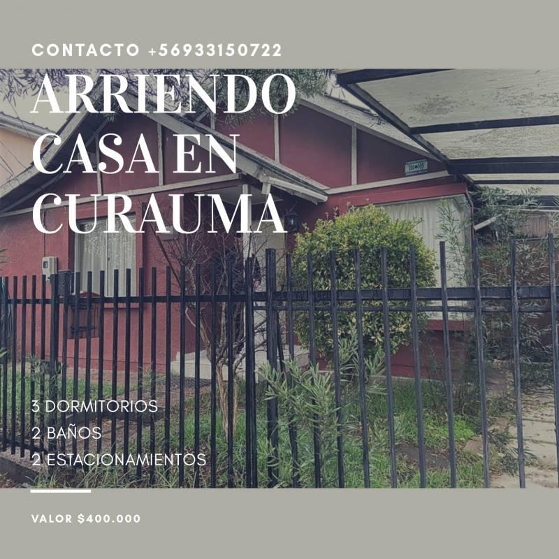 HERMOSA CASA EN CURAUMA..