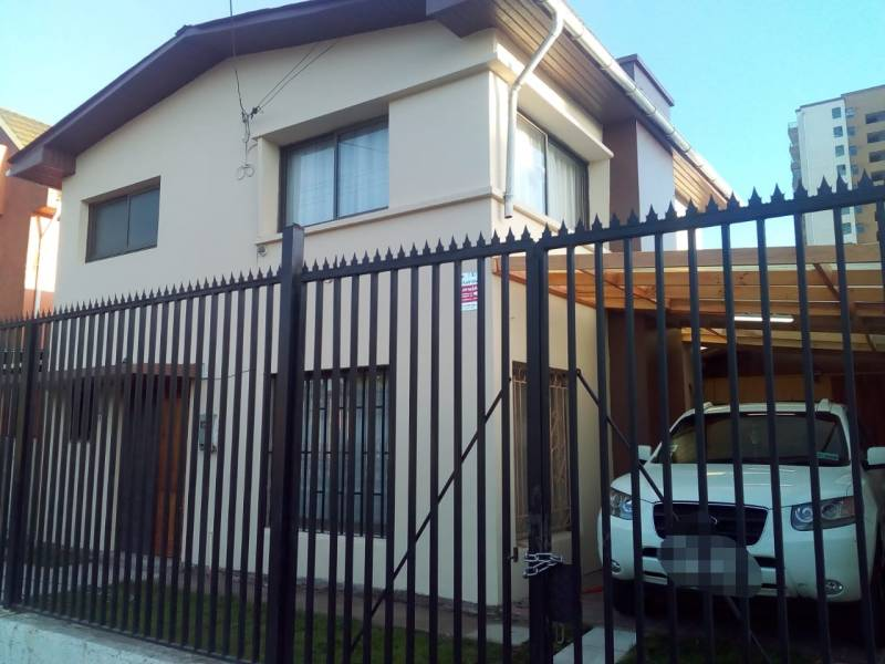 Casa en centro de Quilpué