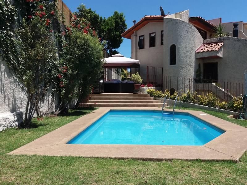 Inversion, Duplex, Un Dormitorio, Jardín Del Mar, Reñaca