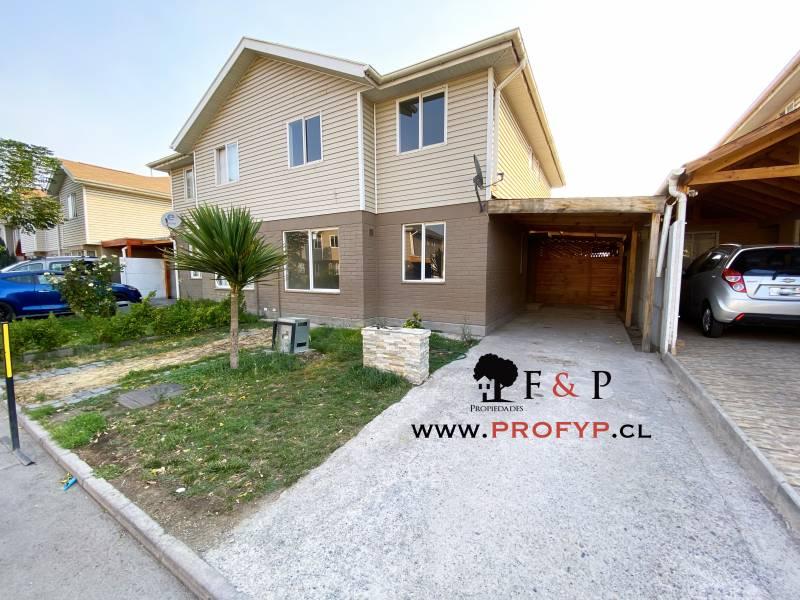 Vendo casa Condominio Los Rios, Valle Grande