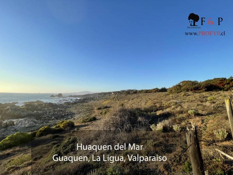 Parcelas en venta Huaquen del Mar, desde 3.000 UF