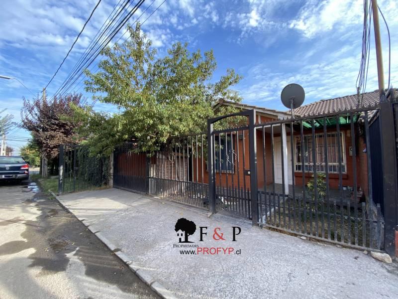 Casa en venta, Barrio Santa Maria, Quilicura