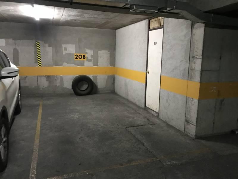 Vendo Estacionamiento y Bodega piso -2