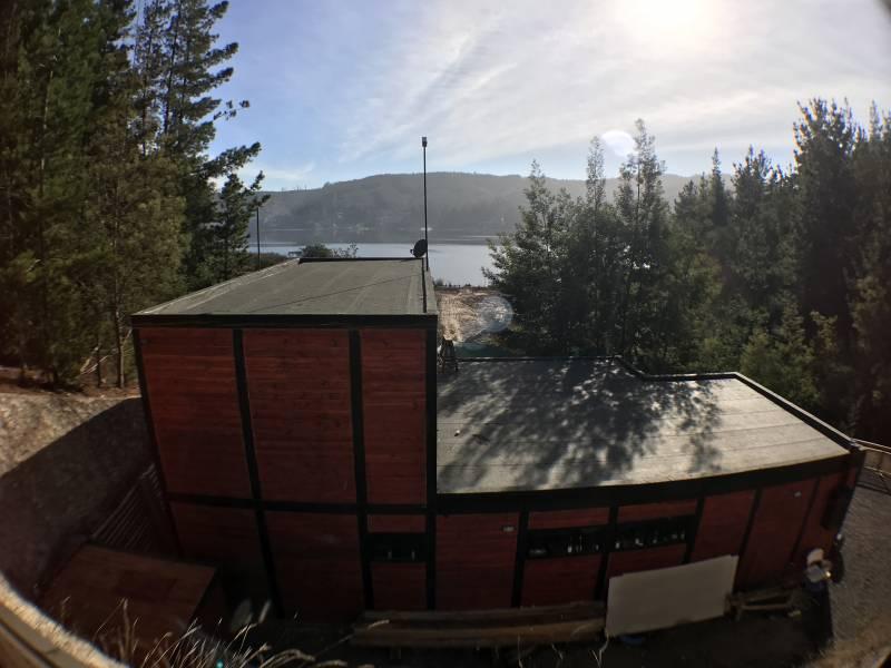 Casa en lago Vichuquén 2 pisos 166 m2