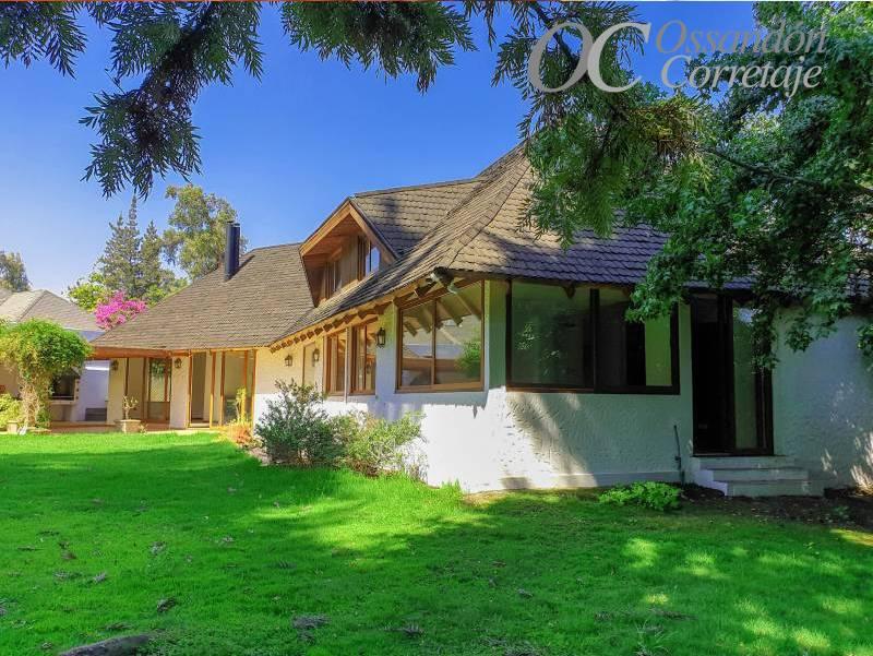 Estupenda casa en La Dehesa