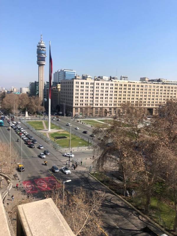 El Centro Cívico de Santiago te espera!