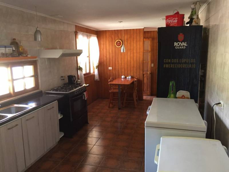 EXCELENTE PARCELA AGRO-RESIDENCIAL SECTOR VIÑA DE MARTINO