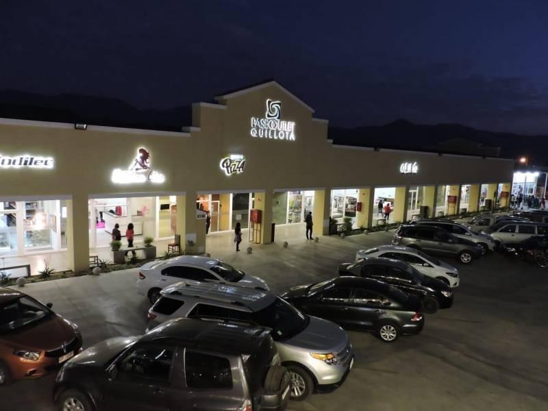 Local comercial en nuevo Paseo Outlet Quillota