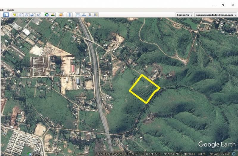 Terreno Inmobiliario de 4,3 hectáreas
