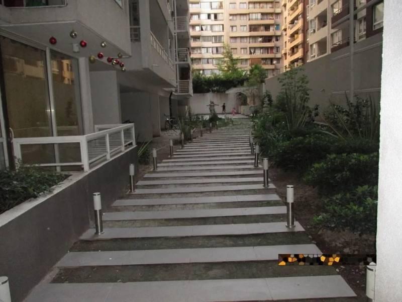 SE ARRIENDA DPTO AMOBLADO EN SANTIAGO/ METRO SANTA ISABEL
