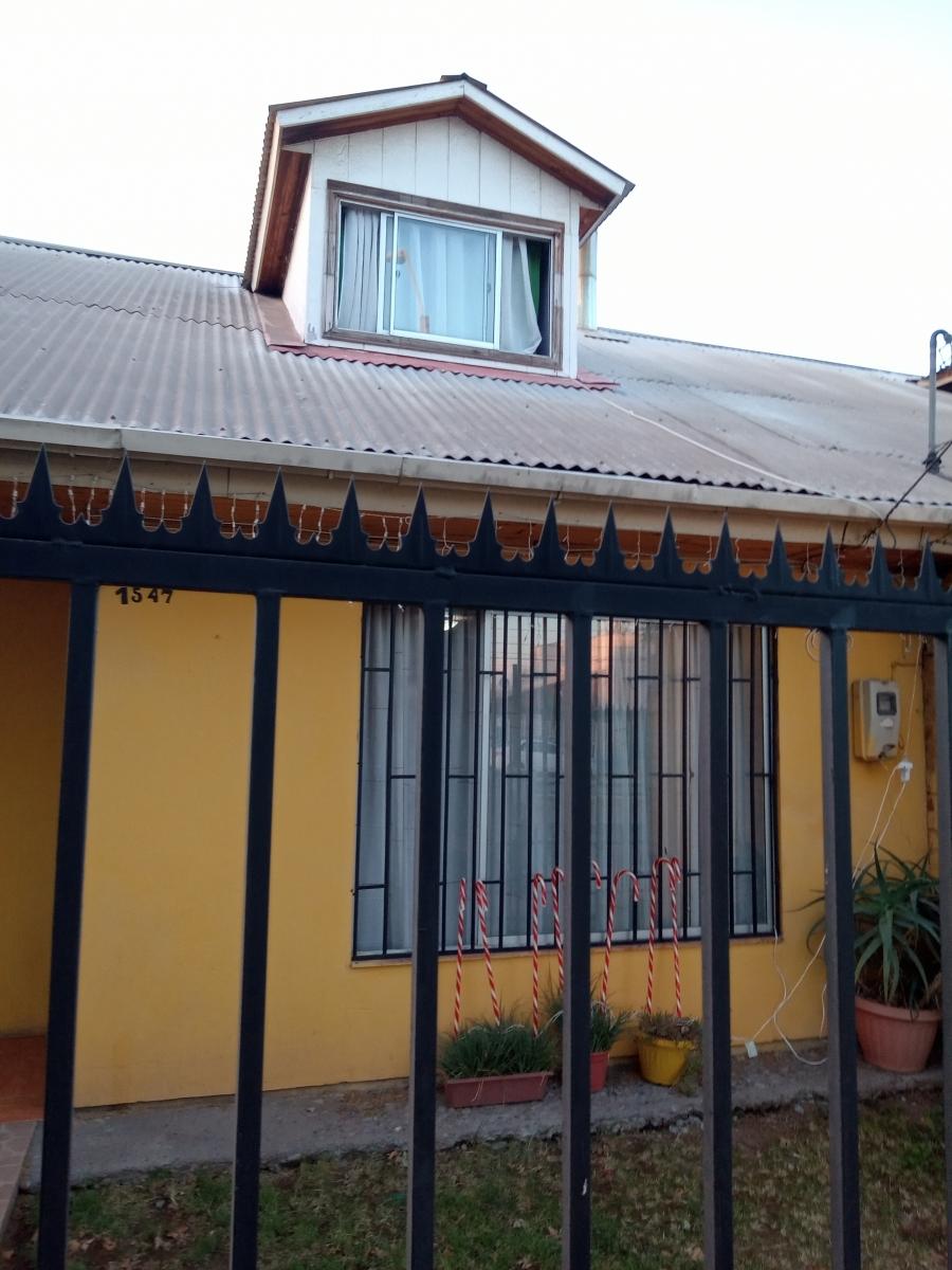 Acogedora casa en villa Galilea