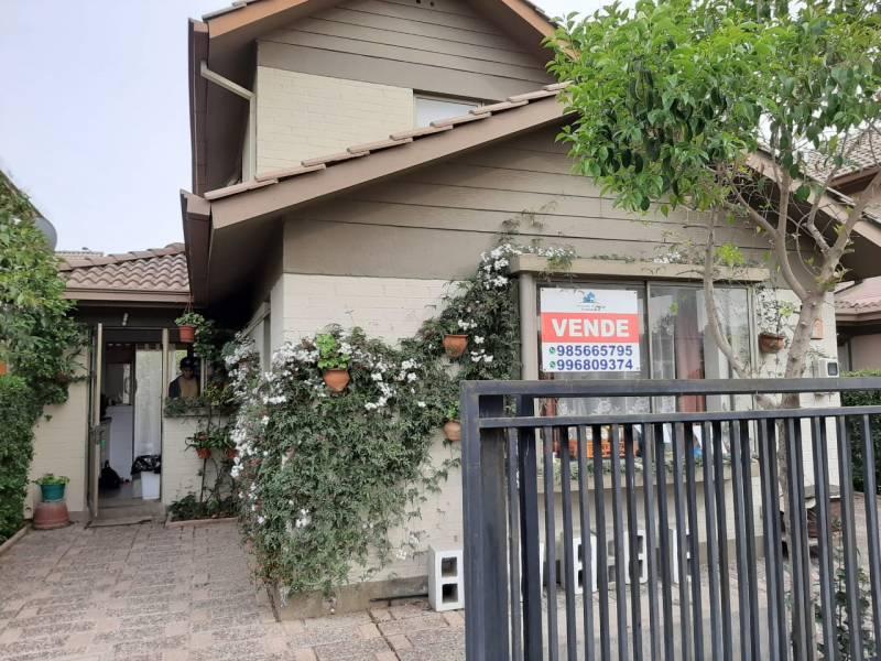 Casa en Condominio el portal de Machalí